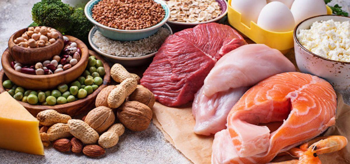 Cómo diversificar la dieta para comer bien