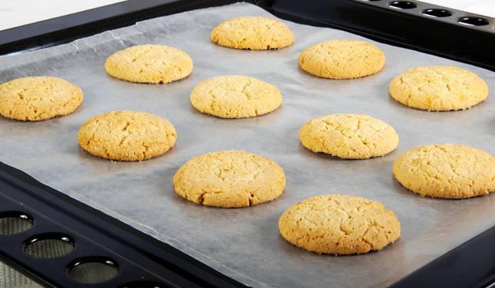Cómo hornear una galleta suave